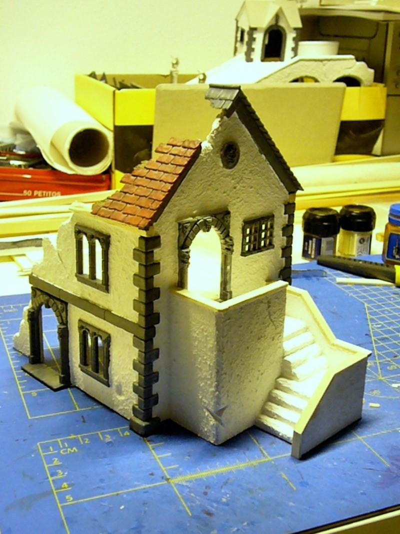 Building Mordheim, Lion Style P1040910
