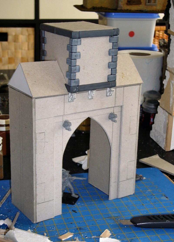 Building Mordheim, Lion Style P1050521