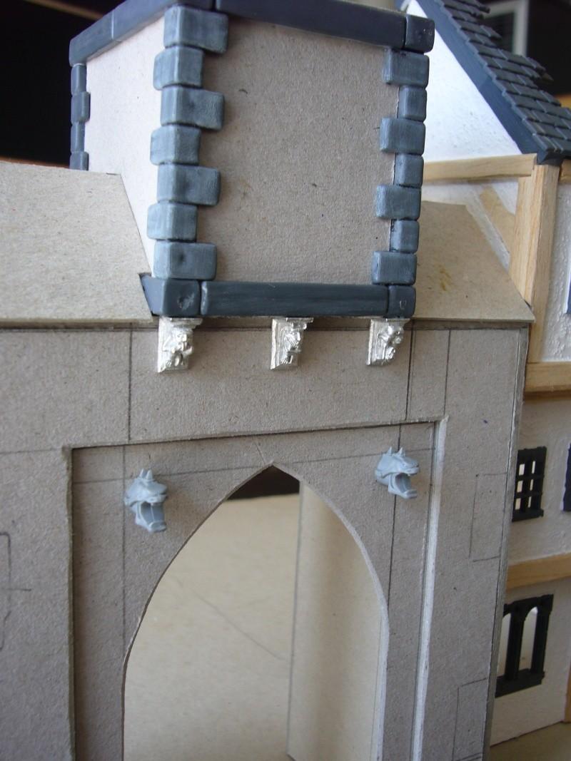 Building Mordheim, Lion Style P1050525
