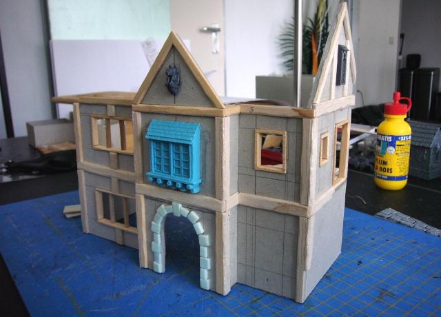 Building Mordheim, Lion Style P1050527