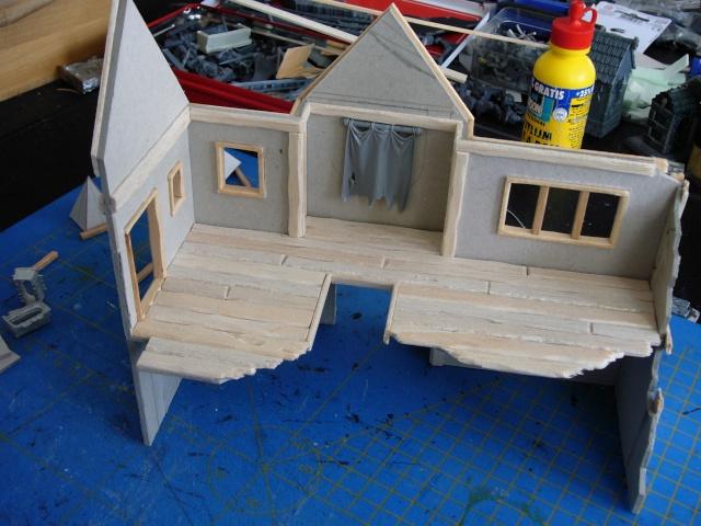 Building Mordheim, Lion Style P1050529