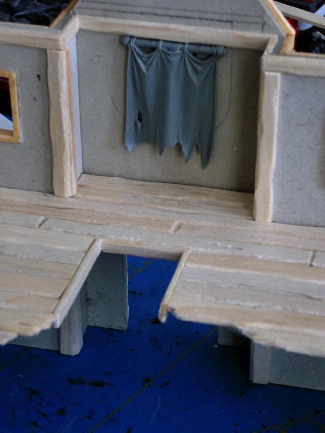Building Mordheim, Lion Style P1050530