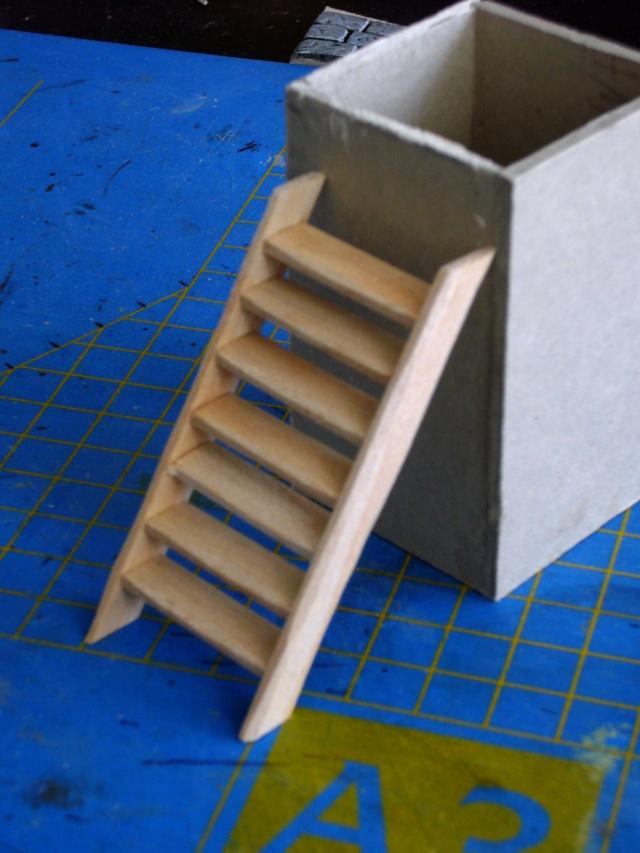 Building Mordheim, Lion Style P1050531