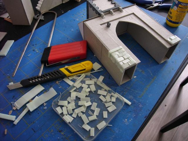 Building Mordheim, Lion Style P1050532