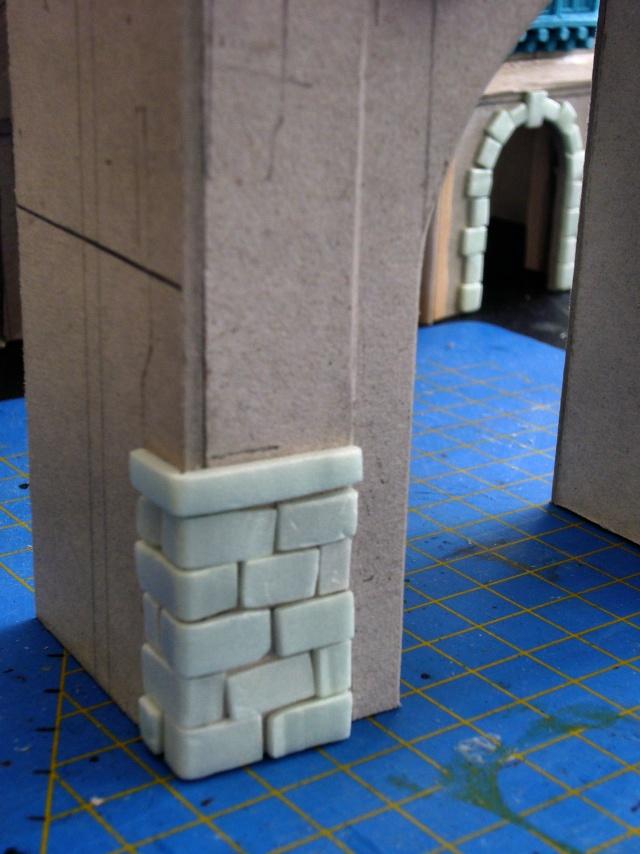 Building Mordheim, Lion Style P1050533
