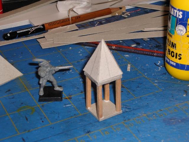 Building Mordheim, Lion Style P1050535