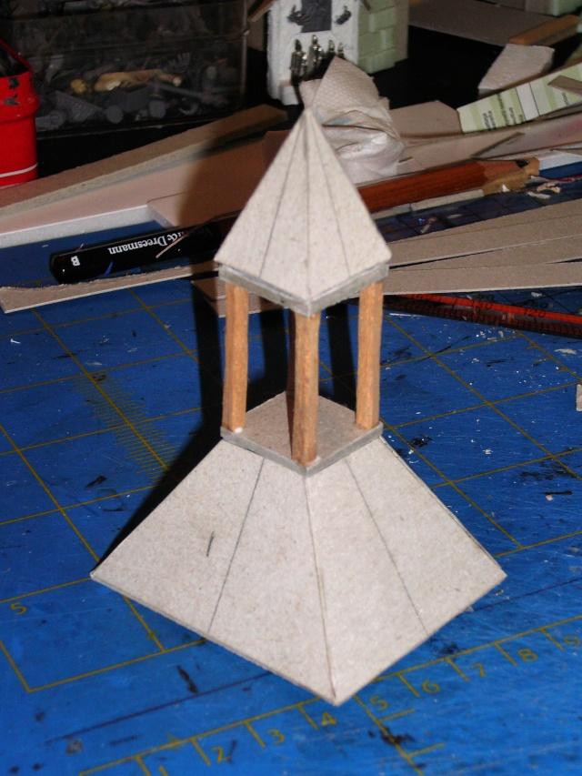 Building Mordheim, Lion Style P1050536