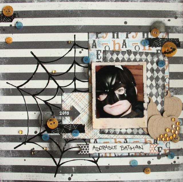 Octobre 2013: Défi Halloween Adorab13