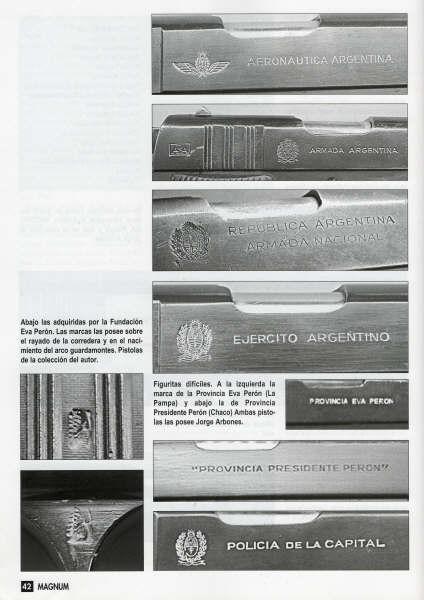 Ballester-Molina : le Colt Argentin au service de Sa Majesté ... - Page 2 Balles11