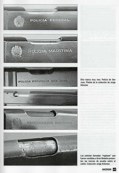 Ballester-Molina : le Colt Argentin au service de Sa Majesté ... - Page 2 Balles12