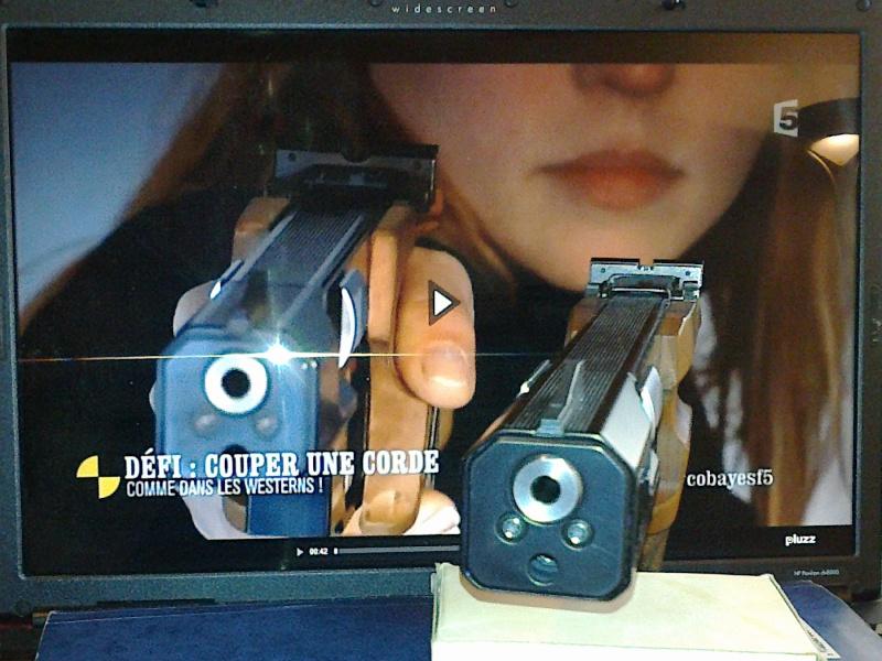 Du tir à la TV - Page 2 Celine10