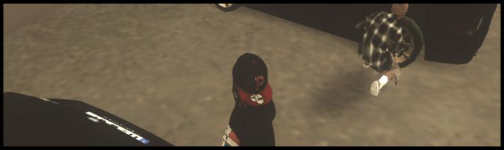 216 Black Criminals - Screenshots & Vidéos II Sa-mp-15