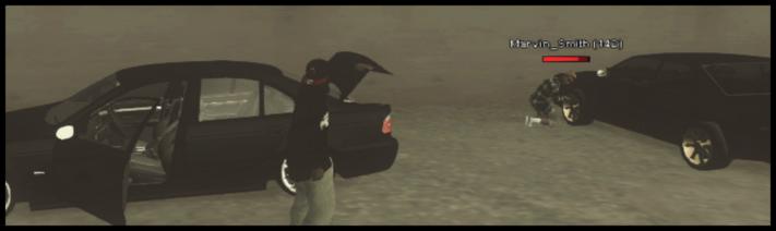 216 Black Criminals - Screenshots & Vidéos II Sa-mp-18