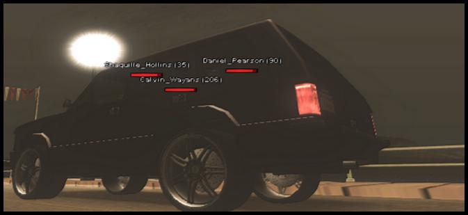 216 Black Criminals - Screenshots & Vidéos II Sa-mp-21