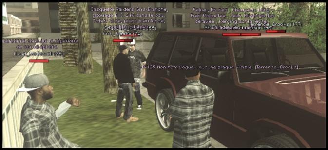 216 Black Criminals - Screenshots & Vidéos II Sa-mp-23