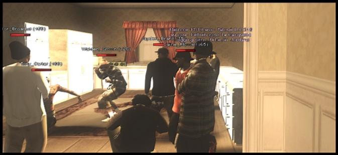 216 Black Criminals - Screenshots & Vidéos II Sa-mp-25