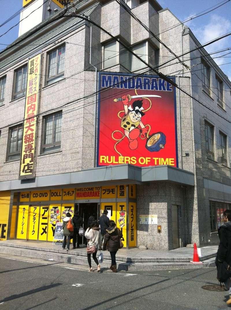 Visite au Japon: Transformers et autres robots - Mandarake, Tokyo Toy Show, Boutiques - etc - Page 2 Img_1019