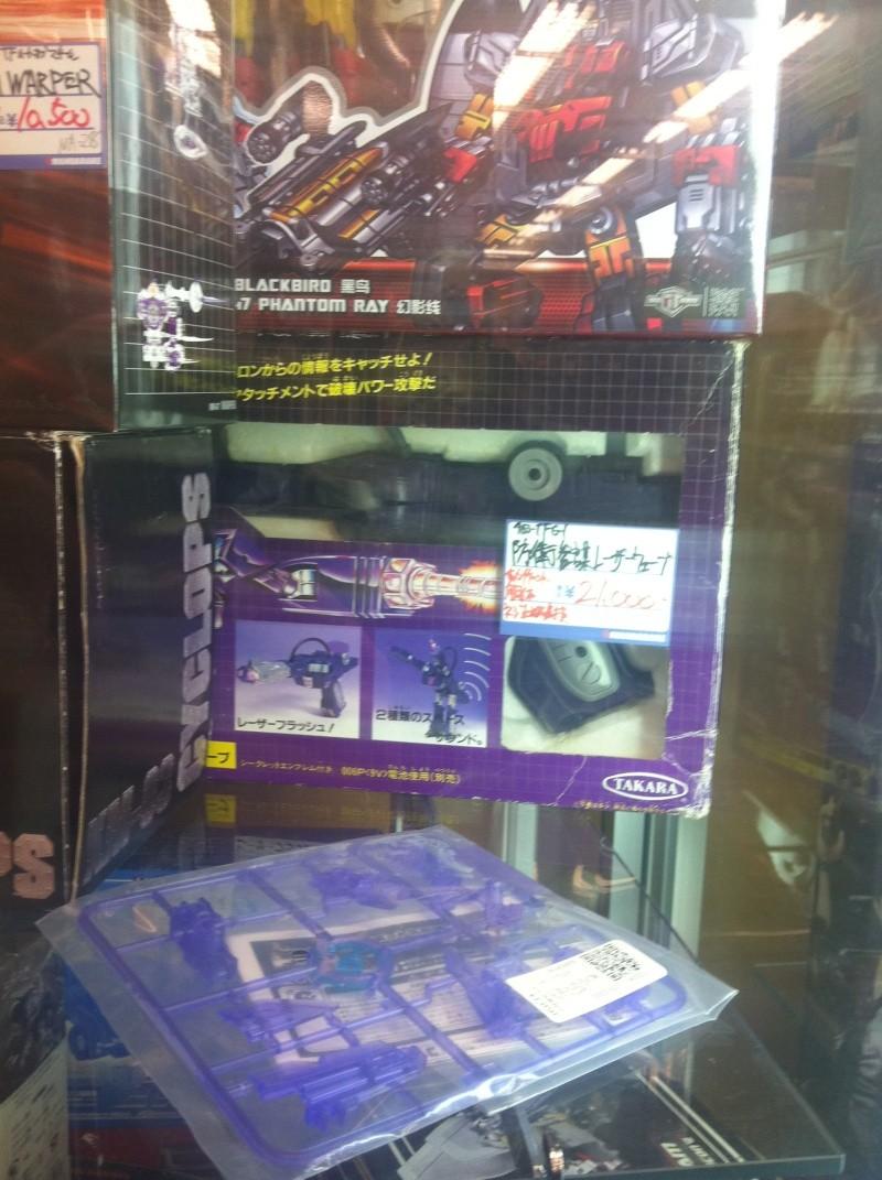 Visite au Japon: Transformers et autres robots - Mandarake, Tokyo Toy Show, Boutiques - etc - Page 2 Img_1022