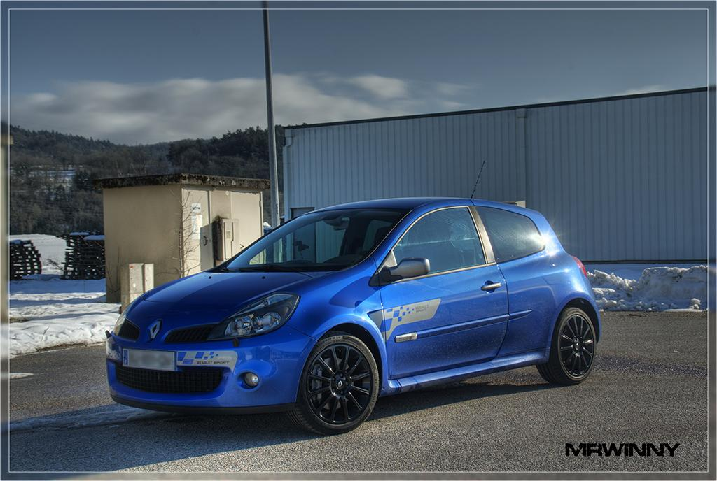 Clio 3 RS de MrWinny Test11