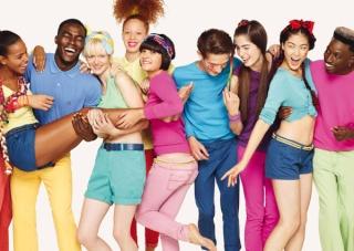 Модный эликсир: как выглядеть младше с помощью одежды и прически? Lg01110