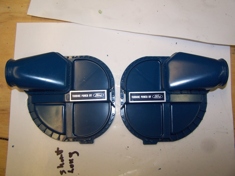 A-707 Ford Turbine Engine 100_5317