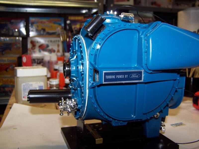 A-707 Ford Turbine Engine 100_5325