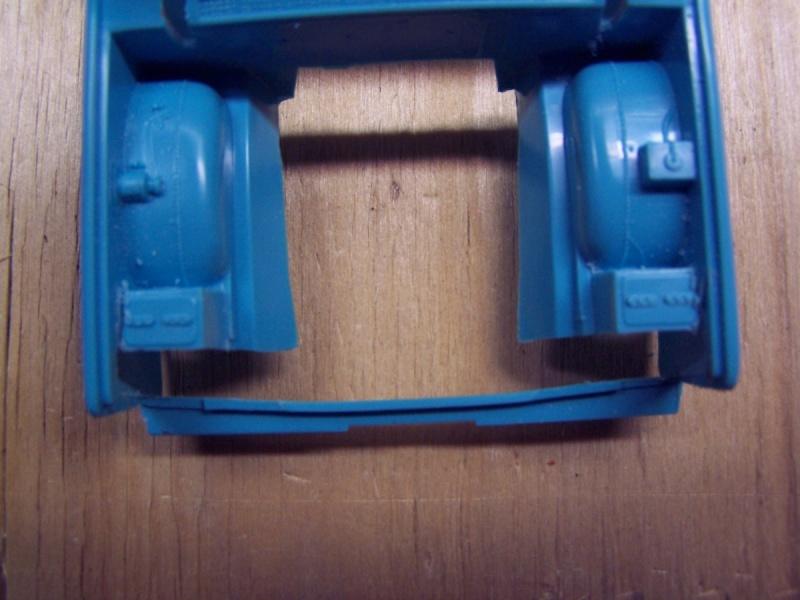 Big Blue Chevy Truck 100_5422