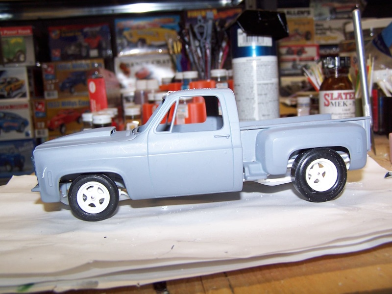 Big Blue Chevy Truck 100_5519