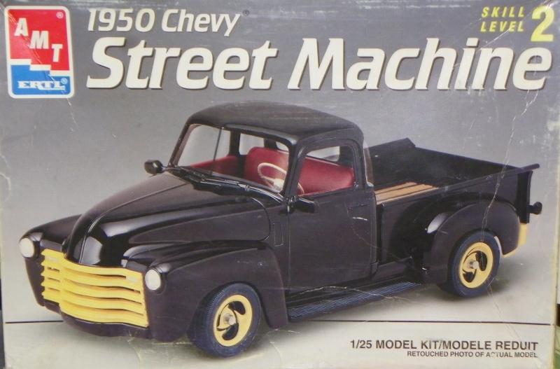 AMT 1950 Chevy Street Machine Pickup 101_7710
