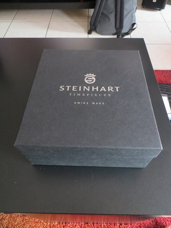 [UNBOXING] Steinhart Triton 30 ATM 10th Anniversary Img_0516
