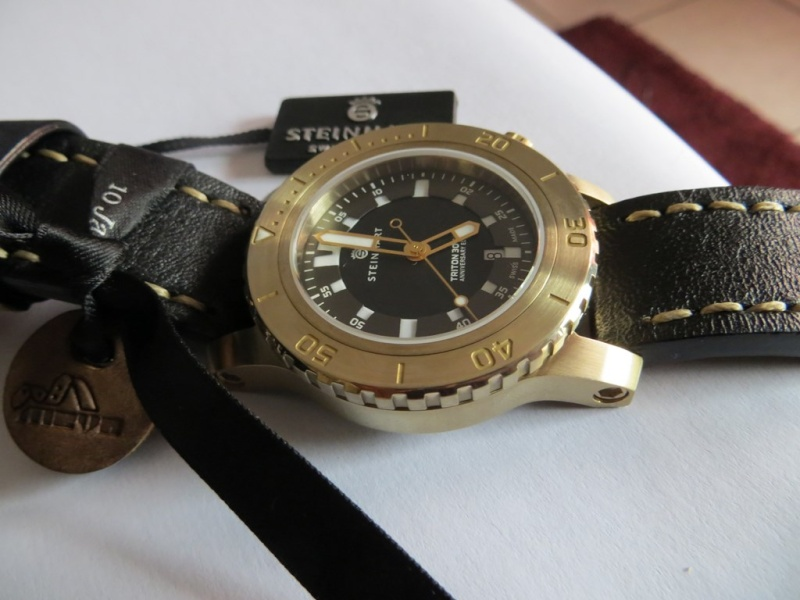 [UNBOXING] Steinhart Triton 30 ATM 10th Anniversary Img_0525