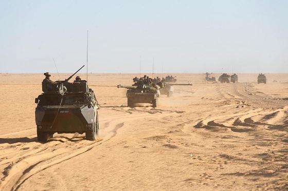 Mali : Les forces françaises sécurisent la région de Tessalit Mali_l10
