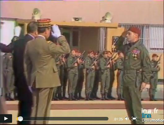 """17° RGP """"MORTELLE RANDONNEE"""" 9 Sapeurs Parachutistes tombés au Champ d'Honneur Opération MANTA TCHAD 1983-1984  Manta_10"""