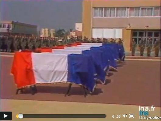 """17° RGP """"MORTELLE RANDONNEE"""" 9 Sapeurs Parachutistes tombés au Champ d'Honneur Opération MANTA TCHAD 1983-1984  Manta_11"""