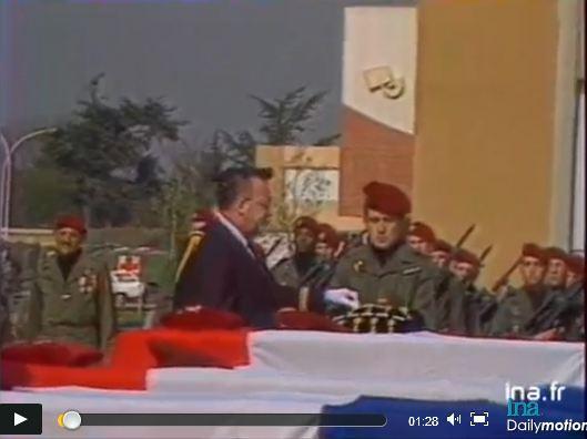 """17° RGP """"MORTELLE RANDONNEE"""" 9 Sapeurs Parachutistes tombés au Champ d'Honneur Opération MANTA TCHAD 1983-1984  Manta_12"""