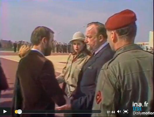 """17° RGP """"MORTELLE RANDONNEE"""" 9 Sapeurs Parachutistes tombés au Champ d'Honneur Opération MANTA TCHAD 1983-1984  Manta_14"""