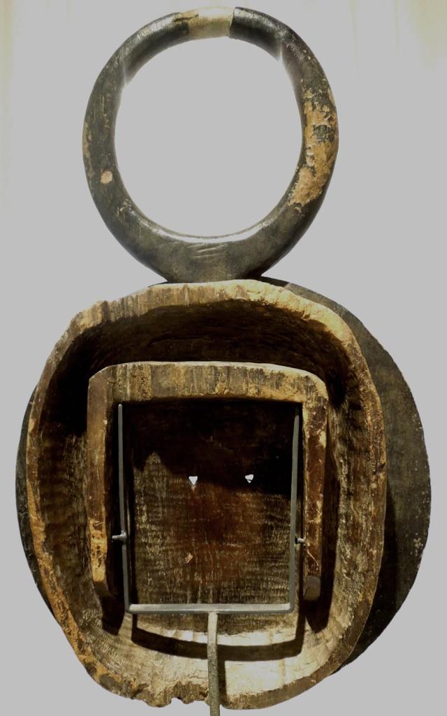 Baoulé people, Kplè-Kplè Goli  mask, Ivory Coast Baoula10