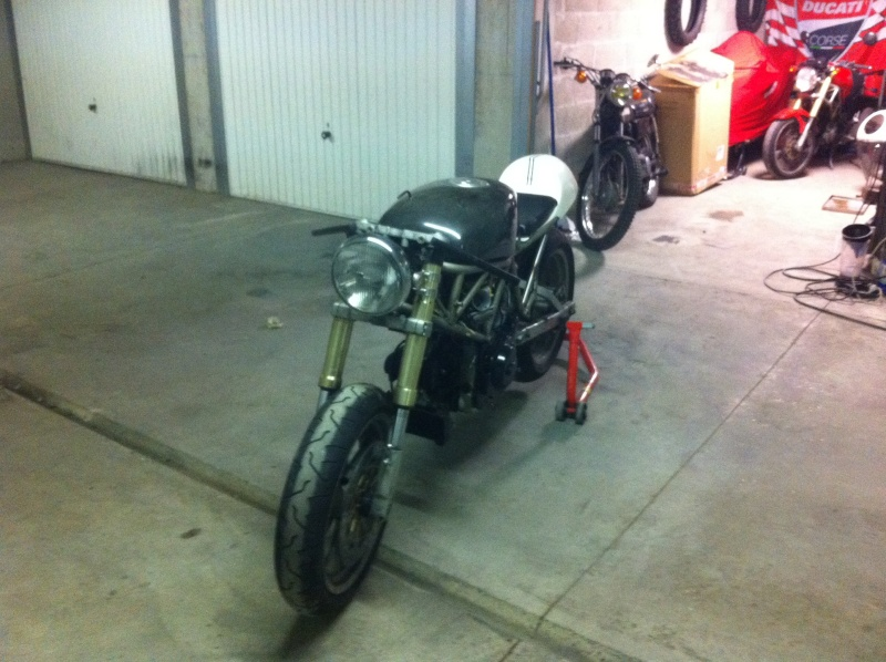 Ducati 750 SS Cafe Racer - Page 6 Image25
