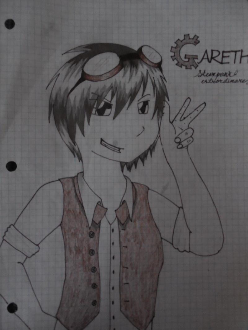 Random Drawings Gareth10
