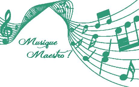 Musique, maestro ! 08887310