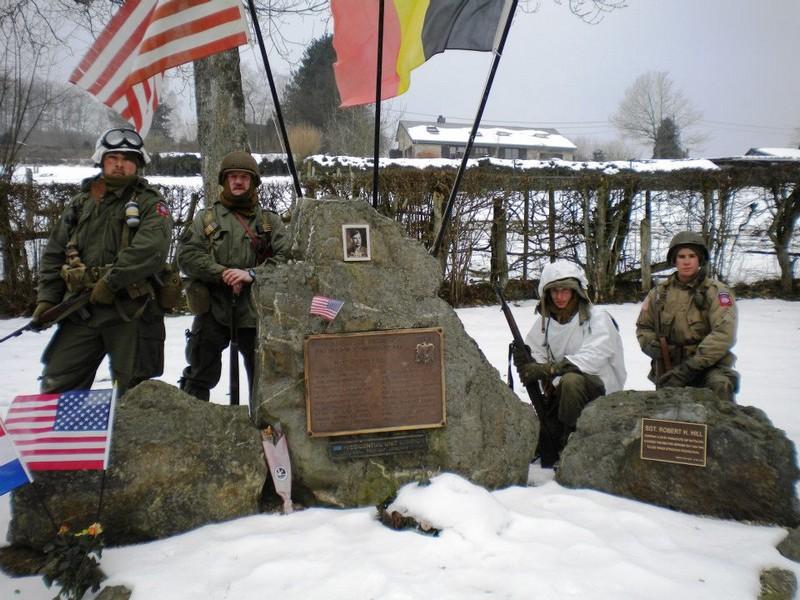 Rochelinval marche de la 82nd Airborne 2013 56348210