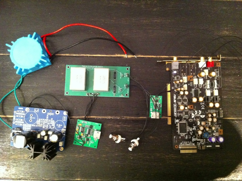 audio gd DI V3 con class A PSU e TCXO clock upgrade  Foto_510