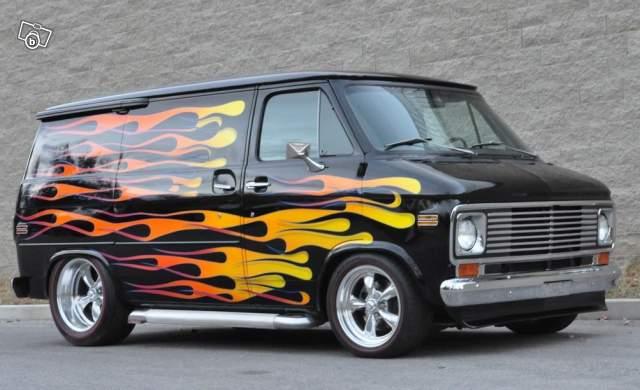 Golden age des Vans 78587810