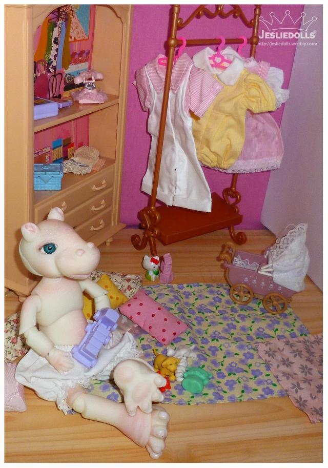 Jeslie Dolls •Leî-Lina petite boudeuse p.38  13/12 Ap102020