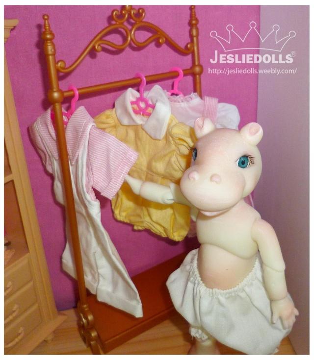Jeslie Dolls •Leî-Lina petite boudeuse p.38  13/12 Ap102021