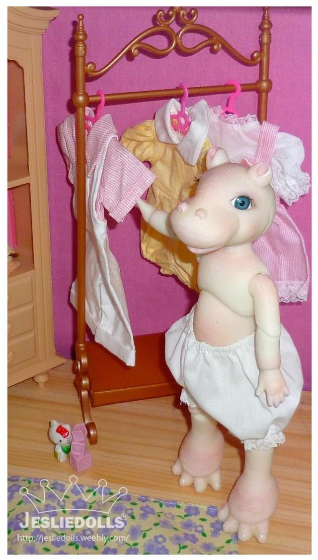 Jeslie Dolls •Leî-Lina petite boudeuse p.38  13/12 Ap102022