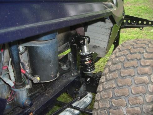 suspension - Front Suspension Kelsfr10