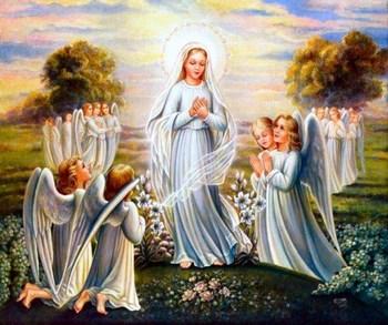 Marie Reine des Armées Célestes - Page 2 22387810