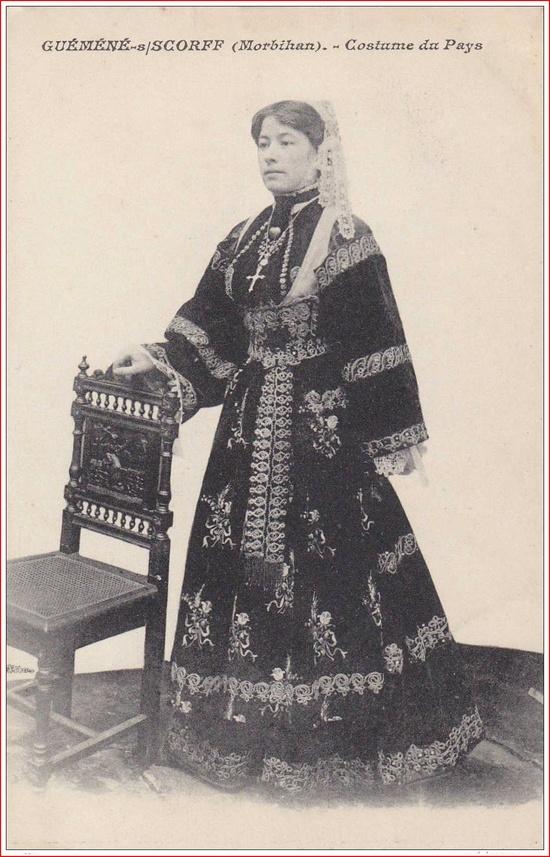 costume femme pays Pourlet 9a574510