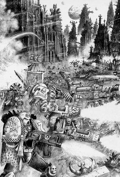 [W40K] Collection d'images : Space Marines Ultram10